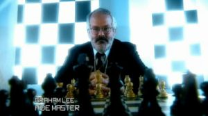 FM Graham Lee from the Derren Brown Challenge of December 2008