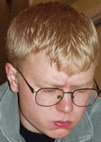 Tom Hinks-Edwards from Birmingham 2001 courtesy of Cathy Rogers