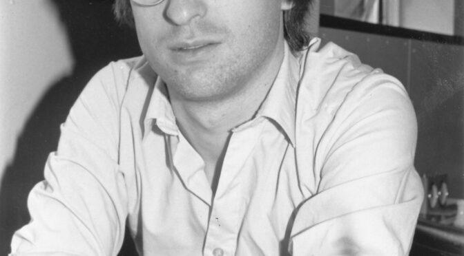 Birthday of FM Richard Britton (01-ix-1957)