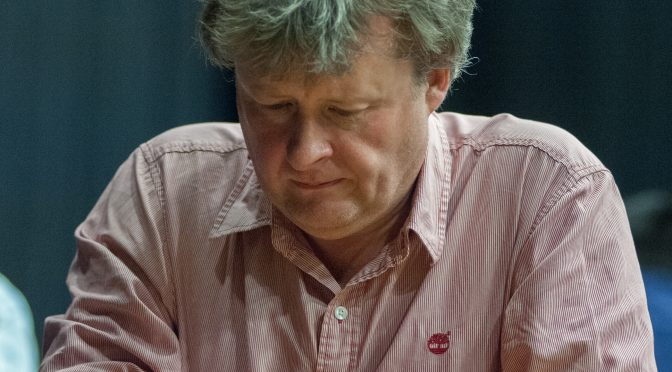 Birthday of GM Peter Wells (17-iv-1965)