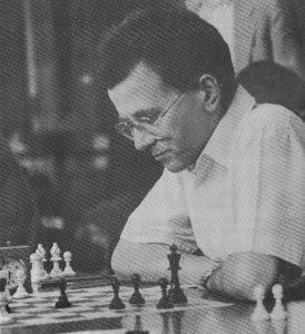 IM Douglas Bryson. Source : Chess Scotland