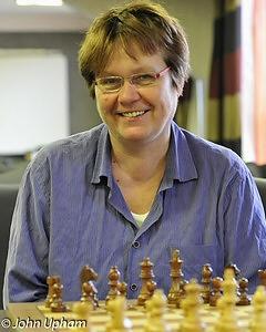 WIM Ingrid Lauterbach, 4NCL 2012, courtesy of John Upham Photography
