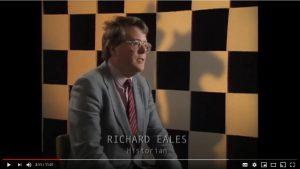 FM Richard Eales talks about Malik Mir Sultan Khan