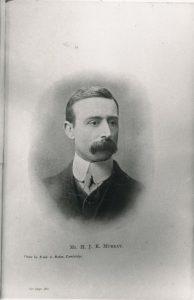 Harold James Ruthven Murray (24-vi-1868 16-v-1955)