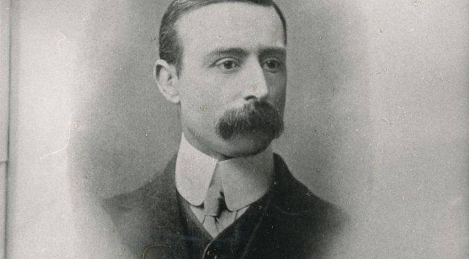Death Anniversary of Harold Murray (24-vi-1868 16-v-1955)