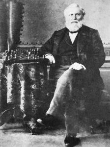 Captain William Davies Evans (27-i-1790 03-viii-1872)