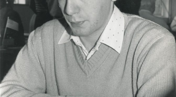 Birthday of GM Paul Motwani  (13-vi-1962)