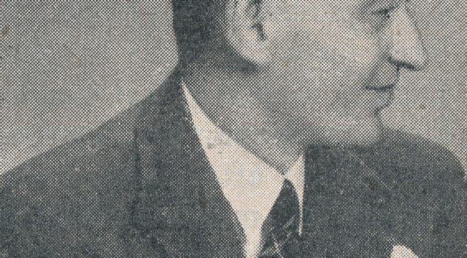 Death Anniversary of Ernst Klein (29-i-1910 22-viii-1990)