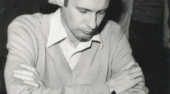 Death Anniversary of FM Max Fuller (28-i-1945 27-viii-2013)