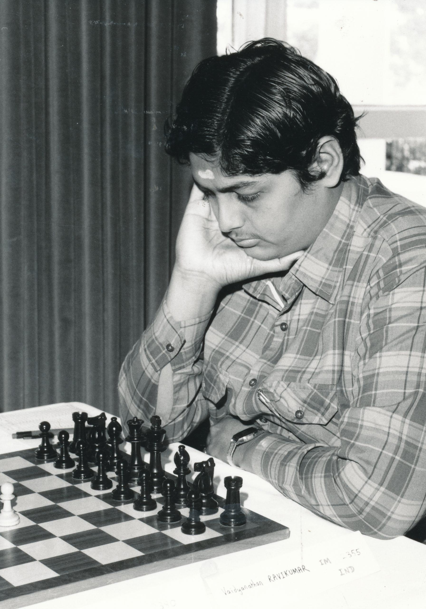 IM Vaidyanathan Ravikumar